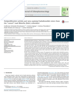 Antiproliferative Activity and New Argininyl Bufadienolid 2014 Journal of Et
