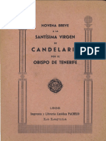 Novena Candelaria