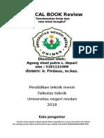 Critical Book Review k3 Agung Vinel Putra