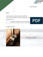 061-18 Reparación de Filtraciones en SPN001
