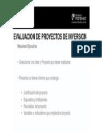 2.Evaluacion de Proyectos de Inversion