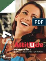 Macmillan - Attitude 4 - Student's Book