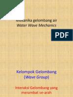 Materi Kuliah 5-Kelompok & Standing Wave