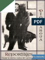 Reportajes - Pio Baroja