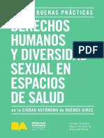 Guia de Buenas Practicas - Derechos Humanos y Diversidad Sexual en Espacios de Salud 0