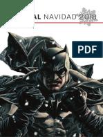 NOVEDADES ECC Ediciones Extra de Navidad de 2018