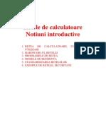 Retele de Calculatoare Partea 1