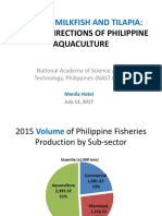 Plenary 3.4 Beyond Bangus and Tilapia Future Directions of Philippine Aquaculture