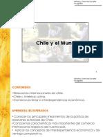 Chile y El Mundo Comercio Internacional(1)