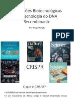 Aula 5 - Aplicações Da Enhenharia Genética