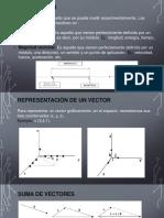 Exposición de Cálculo Vectorial