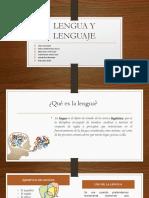 Lengua y Lenguaje 2.0
