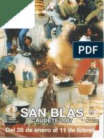 San Blas 2007