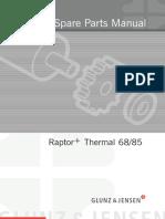 Raptor+ Thermal 68/85