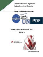 Manual Autocad 2016 nivel intermedio