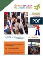 Orientaciones 2ª Sesion 2018-2019