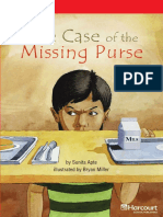 The Case of the Missing Purse