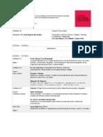 Programa Oficial - 1er Coloquio Sobre Hombres y Masculinidades PDF