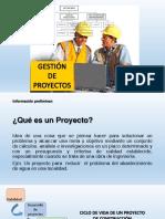 Tema Gestion de Proyectos