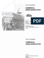 Commercial Urban Design Study - Complete