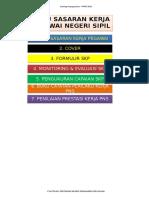Form-SKP Kanreg(Format Baru Dari BKN)
