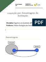 Fundamentos de Inspeção Por Amostragem