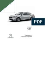 Ficha Técnica 301 09052013 Ficha Tecnica Peugeot 301 2018 201710