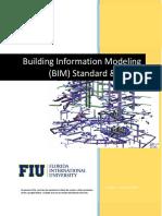 FIU BIM Standard 120814