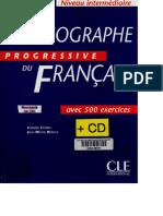 Orthographe Progressif Du Français
