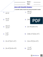 Sample Metric System Conversion Chartggg