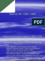 Islamic Art 1000-1400