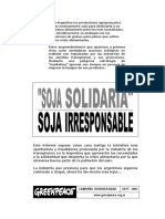 Soja Solidaria Soja Irresp