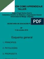 Presentacion Santos Guerra EVALUACION