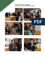 Respaldo de Actividad Realizada. Aniversario Biblioteca Municipal