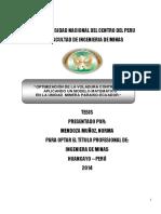 TESIS_ OPTIMIZACIÓN DE LA VOLADURA CONTROLADA APLICANDO UN MODELO MATEMÁTICO.pdf