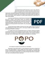 Executive Summary VCO