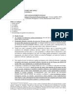 Cantigas Medievais Galego (Resumo)