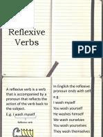 les verbes pronominaux explication