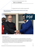 Delhi-Centre Turf Spat_ Arguments and Counter-Arguments
