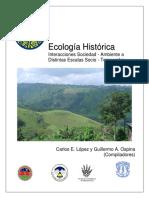 Ecología Histórica