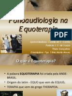 Fonoaudiologia Na Equoterapia