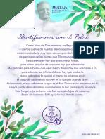 P. Dávila (Identificarnos Con El Padre)