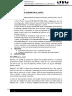 Informe n5 de Industrias Carnicas Charqui