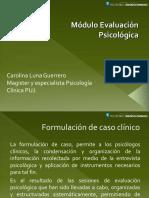 Formulacion de Caso Clinico