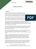 27-09-2018 Reciben Constructoras Sonorenses Reconocimientos E10 y ESR