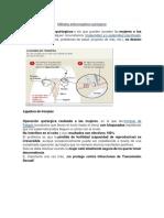 Métodos anticonceptivos quirúrgicos
