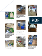 Hasil Pengamatan Elektroforesis Protein Shift a Dan b