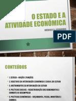 Economia- Módulo 5- O Estado e a Atividade Económica
