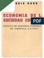 Ensy Economía Colonial Bagú