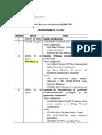 Cronograma DPConst